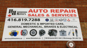 H And H Auto >> H H Motors 416 819 7288